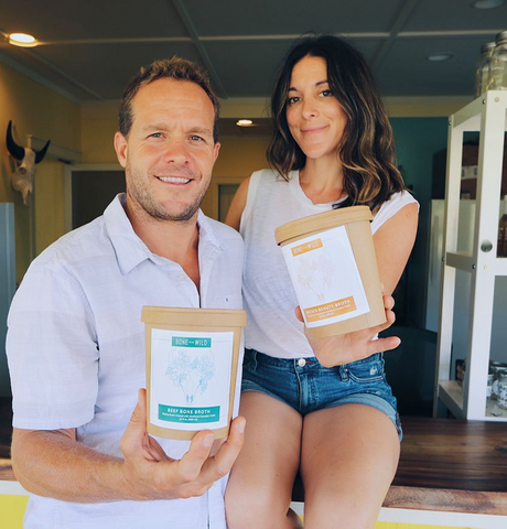Dylan and kristal muhich owners kauai juice