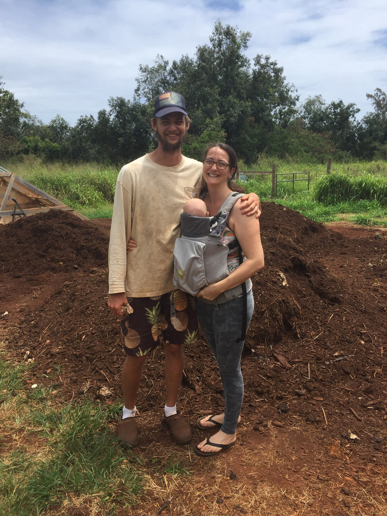 hawaii farmer family