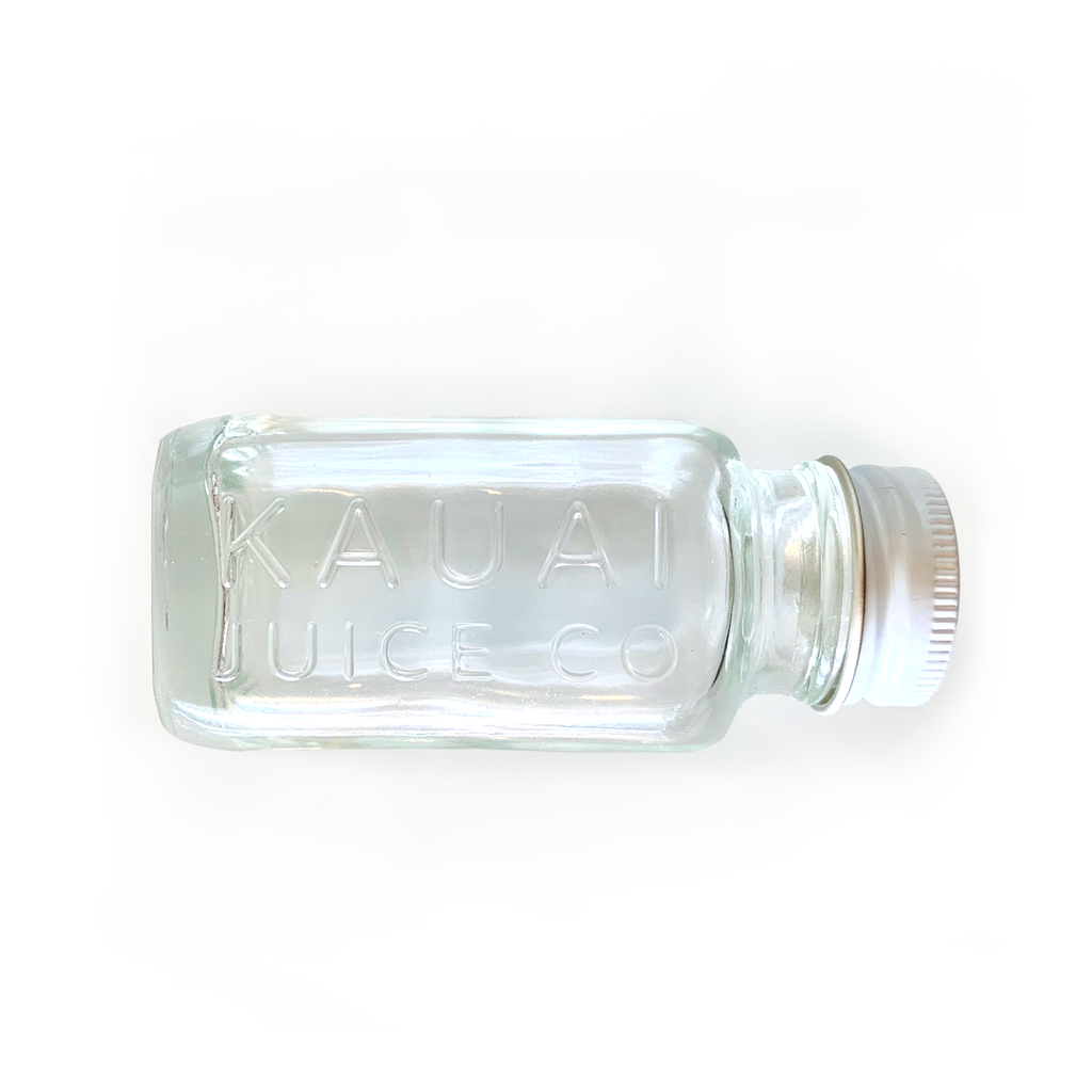 Kauai Juice Co 2 fl oz Glass Bottle