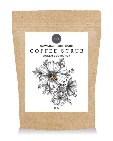 QUEEN BEE COFFEE SCRUB