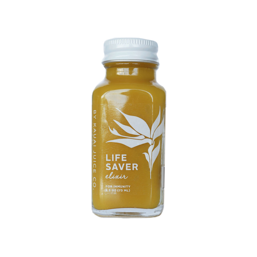 2oz bottle of Life Saver Elixir