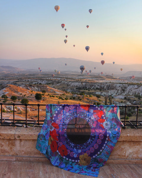 Intricate Beauty of Cappadocia