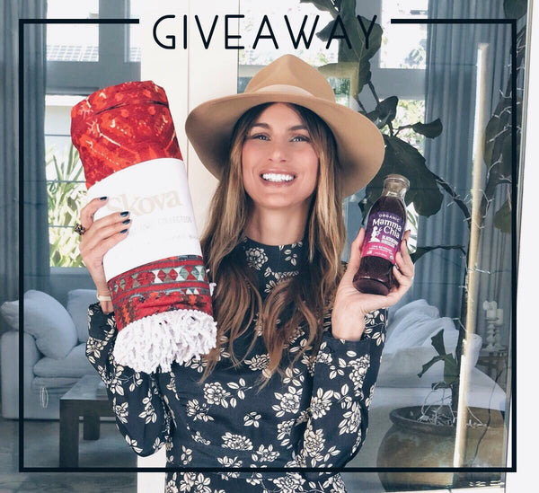 Mamma Chia and Skova Giveaway!