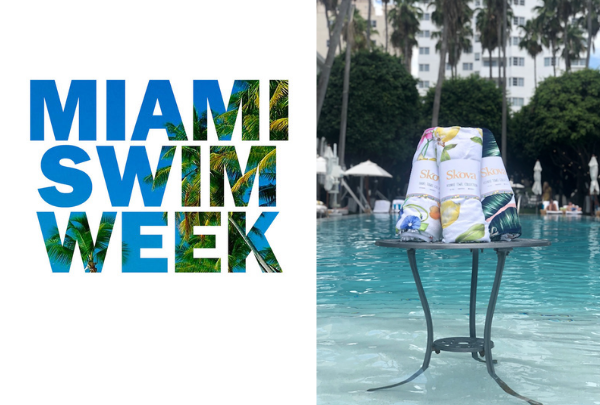 Miami Swim Week + New and Improved Towels!!