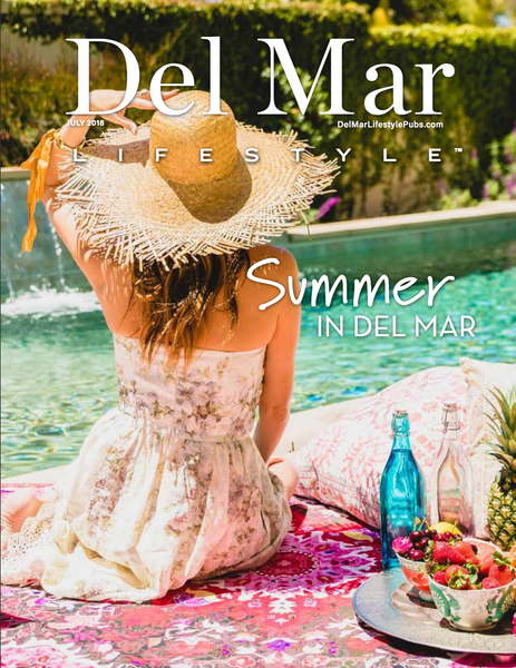 WE MADE THE COVER! - SKOVA x DEL MAR LIFESTYLE MAGAZINE