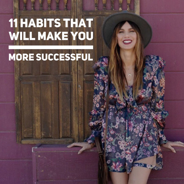 11 Positive Habits For Your Life