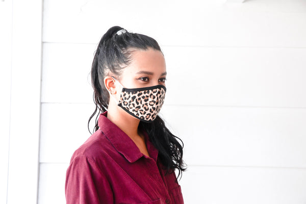 How To Wear Your Face Protective Covers.
