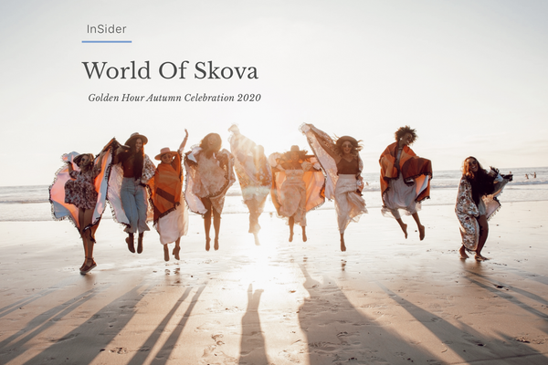 Skova Behind the Scenes - Golden Hour Autumn Celebration | 2020