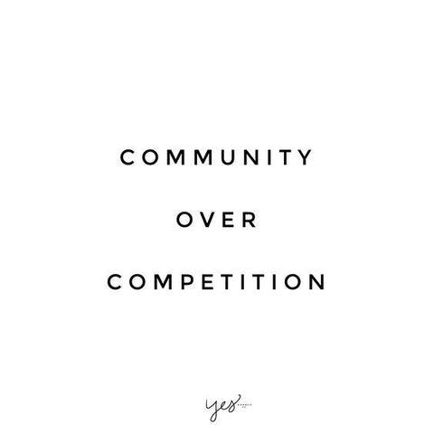 The Importance of Community Over Competition, Community, san diego local, travel towel, picnic rug, travel towel, bohemian towel