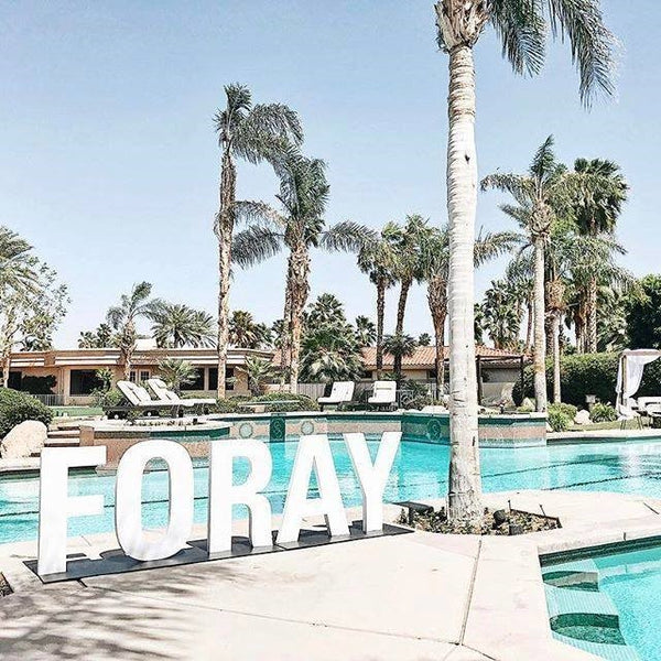Foray Collective, Skova, Coachella is everyone's favorite time of the year.