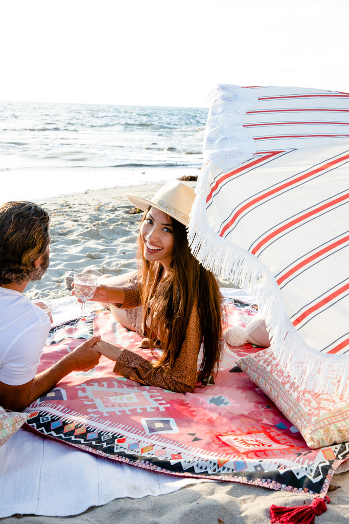la jolla, windansea, beach, oversized towel,turkish towel