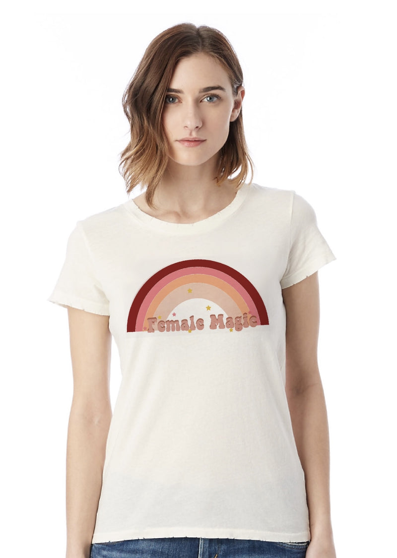 Female Magic Tee shirt