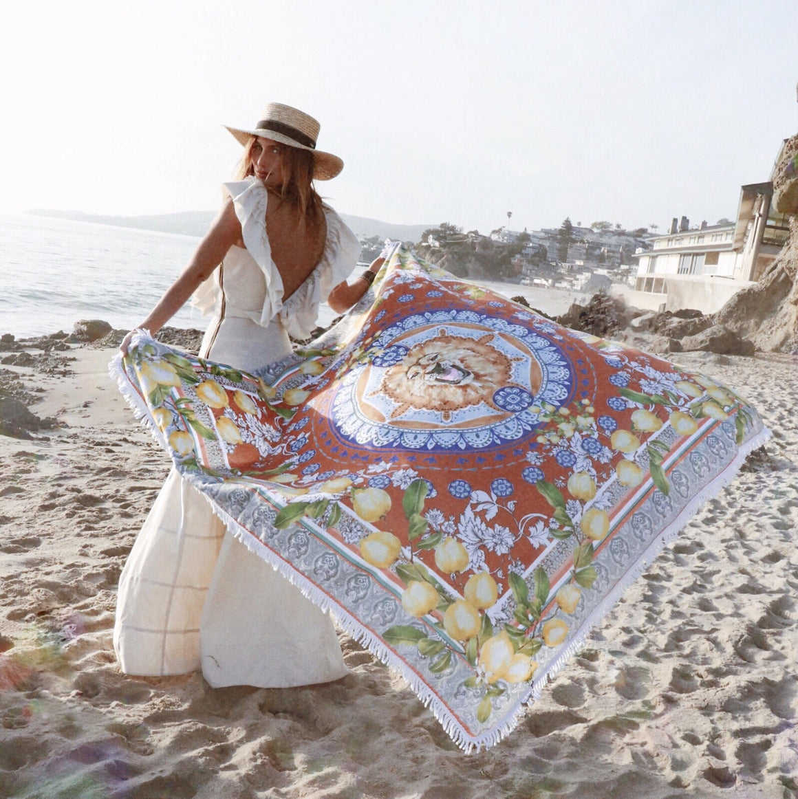 Napoli Beach Towel Skova Best Beach Towel