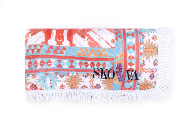 SKOVA Multi-Purpose, beach, picnic, pool, travel blanket, pink