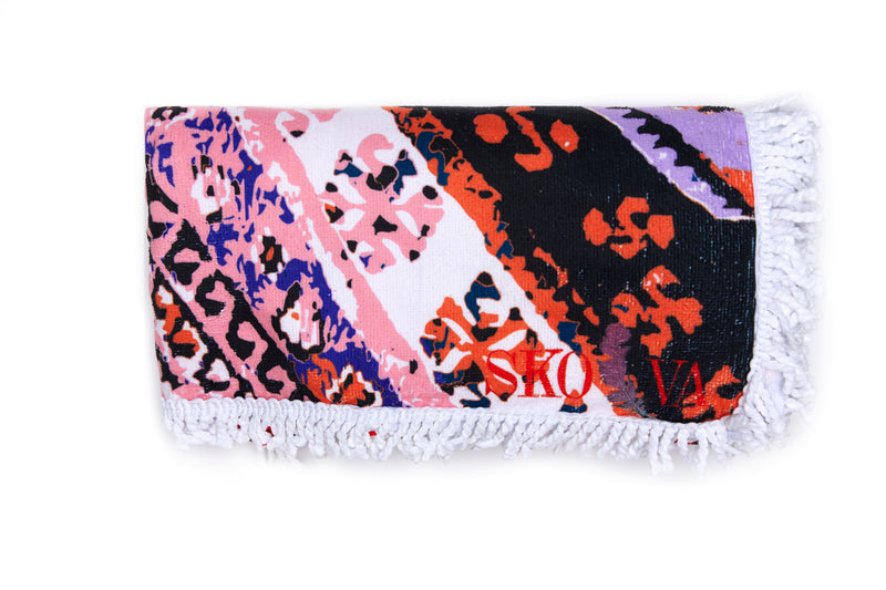 Skova Amber Multi-Purpose, beach towel, picnic, pool, travel blanket! A travel must-have!