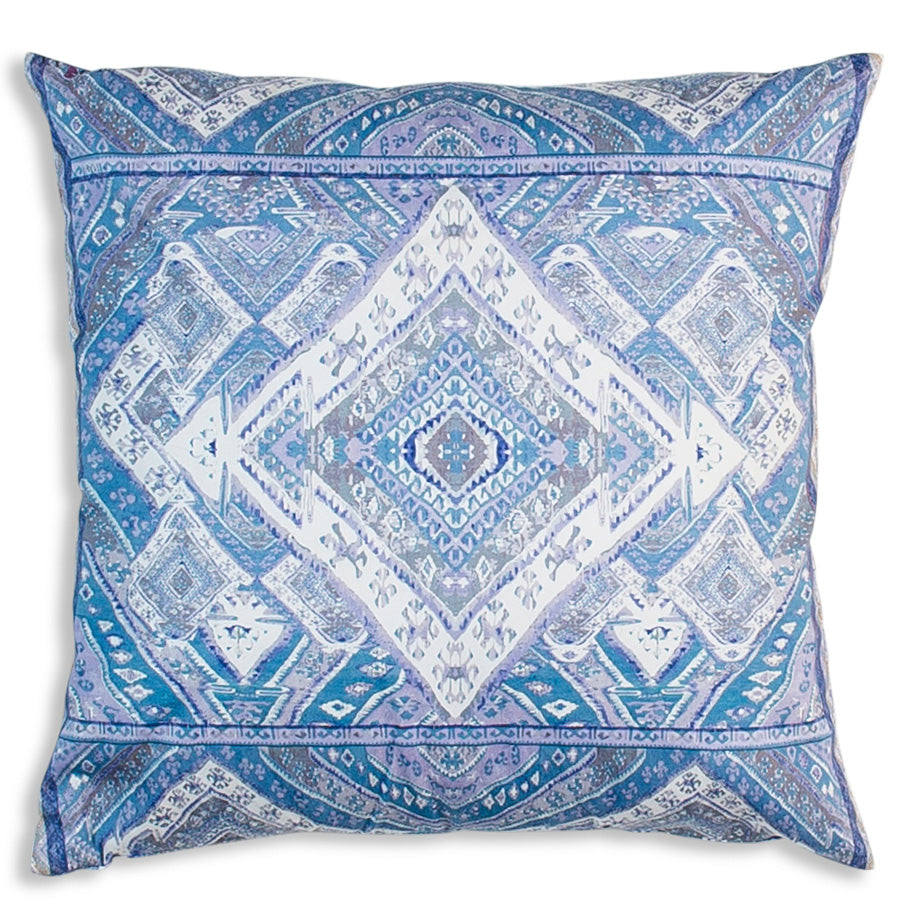 Turkish Blue Pillow