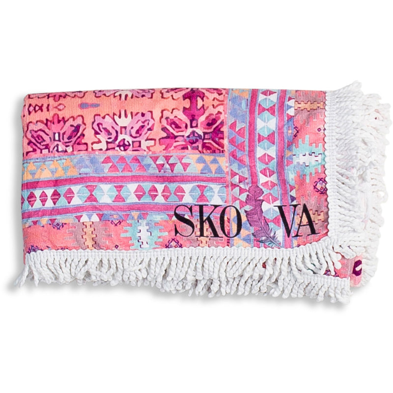Pink Multi-Purpose, beach, picnic, pool, travel blanket! A travel must-have!