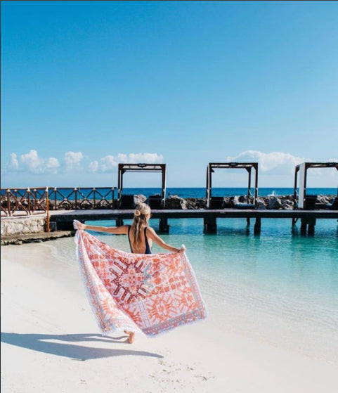 Kilim Travel Towel