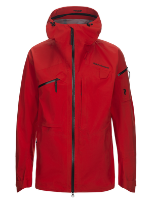 Men's GoreTex Alpine Shell Ski Jacket