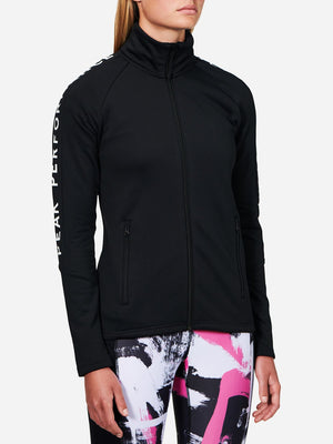 Women's Stretch Rider Zipped Sweater