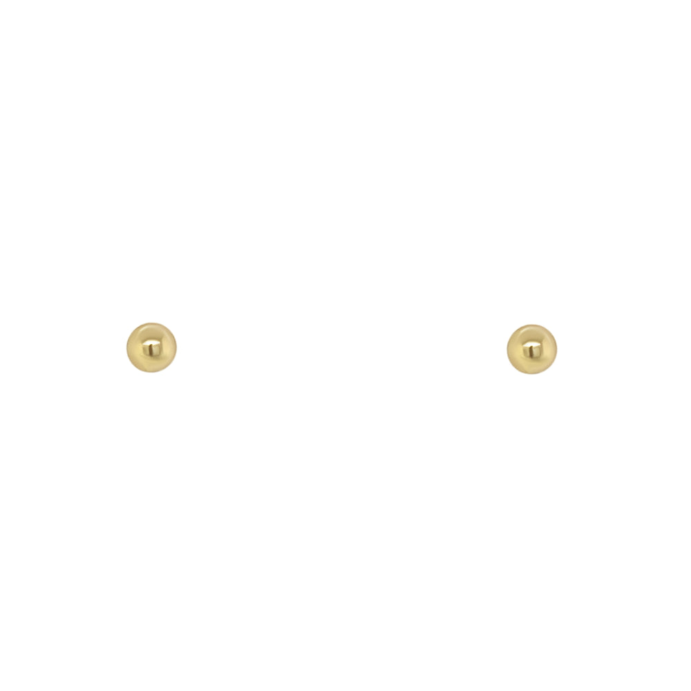 Ball Studs | Small - The Curated Gift Shop