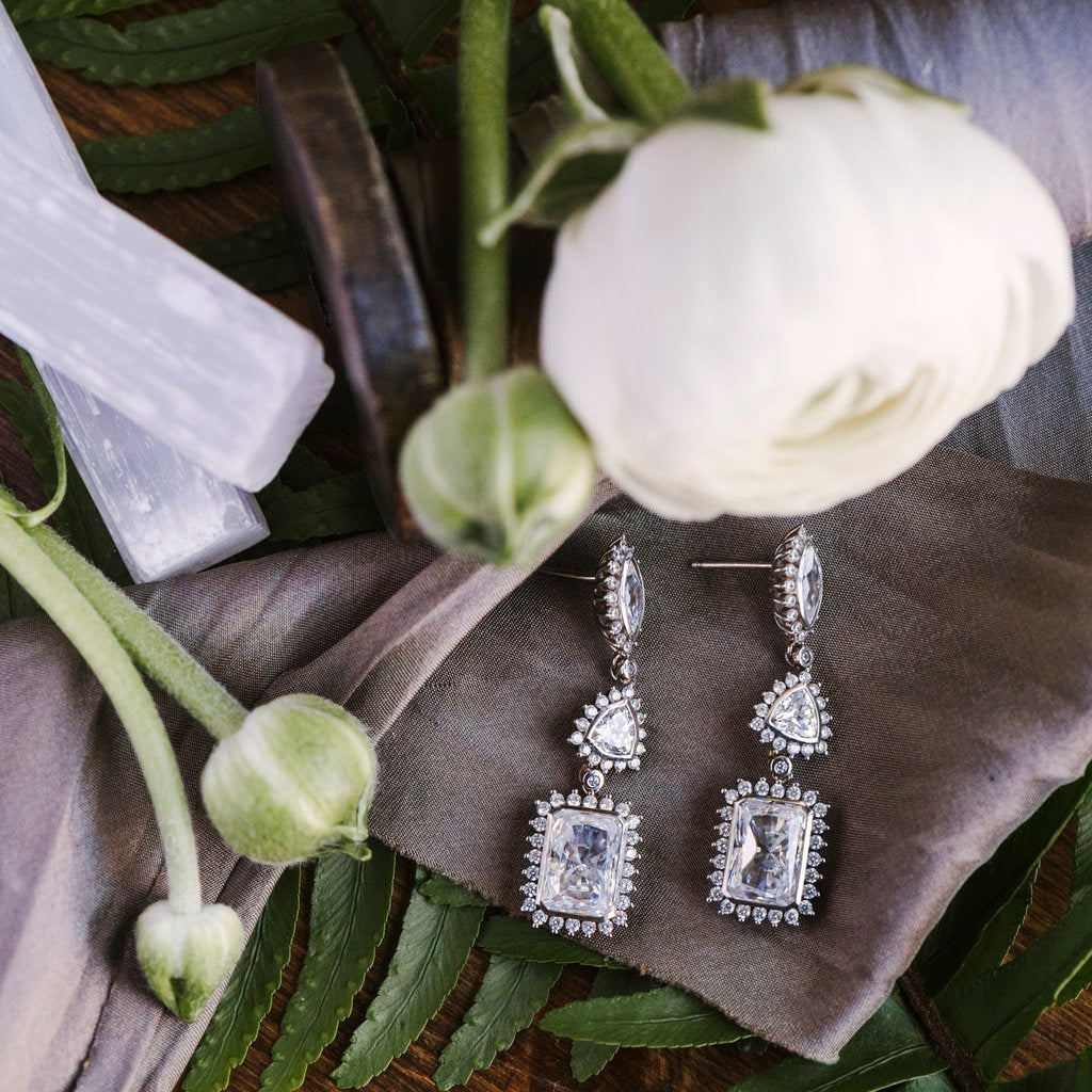 Formal Earrings | Mia - The Curated Gift Shop
