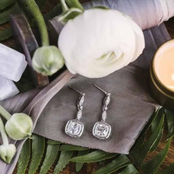 Formal Earrings | Chloe - The Curated Gift Shop