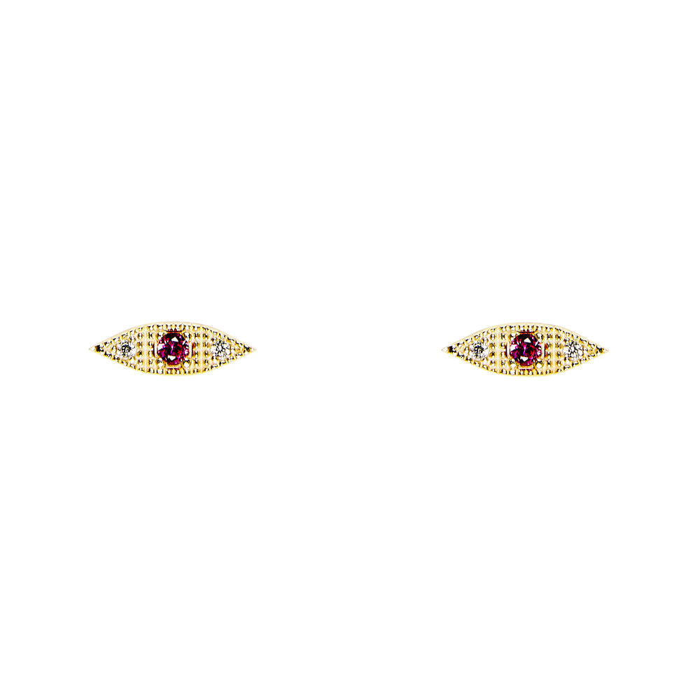 Evil Eye Earrings - The Curated Gift Shop