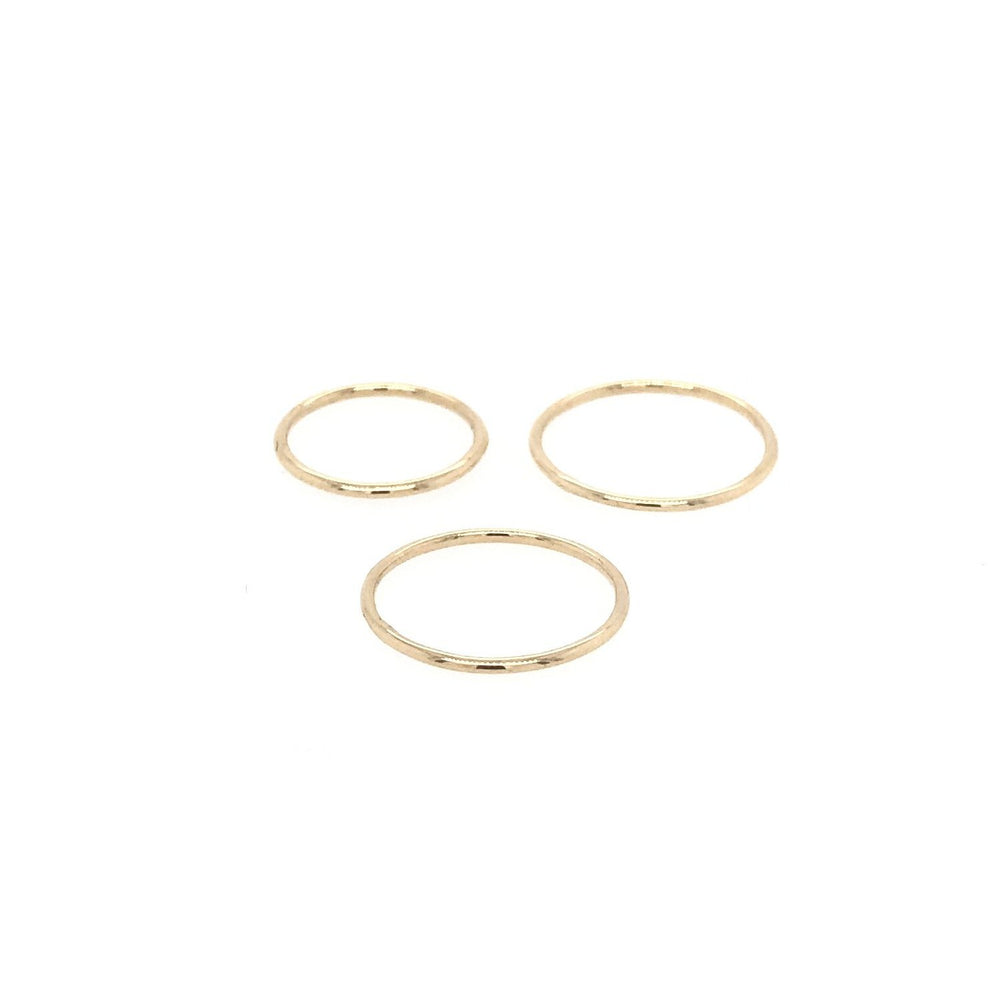 First Knuckle Ring | Midi Ring - King + Curated