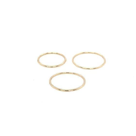 First Knuckle Ring | Midi Ring - The Curated Gift Shop