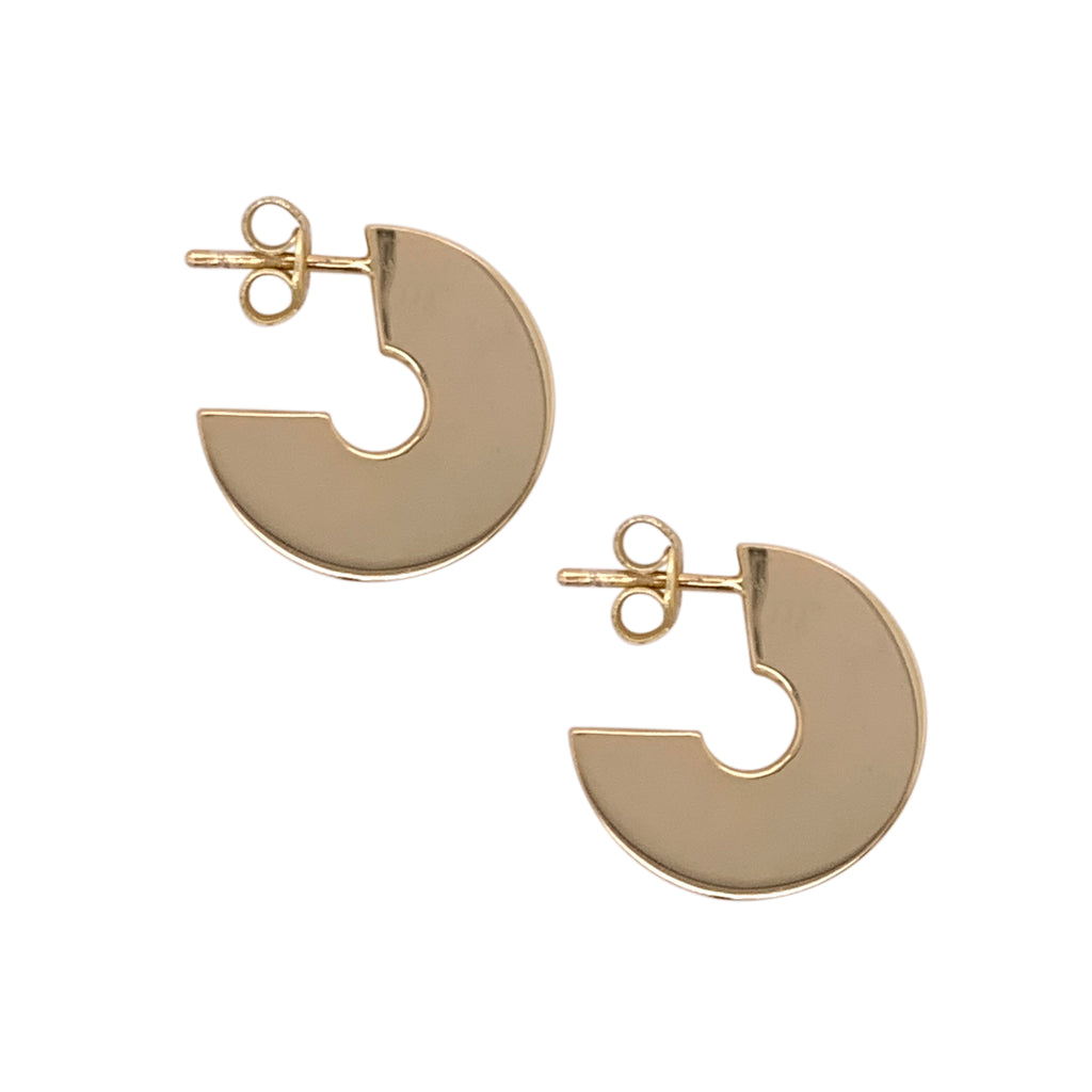 Modern, Cut Out Earrings | Nicole - The Curated Gift Shop