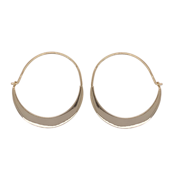 Modern, Quarter Moon Hoops