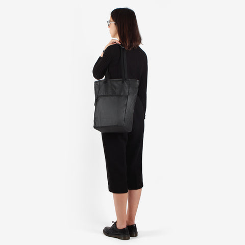 Tote Backpack · Black