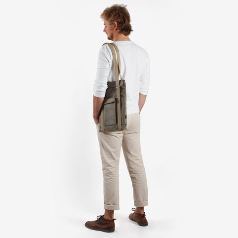 Laptop Bag · Khaki