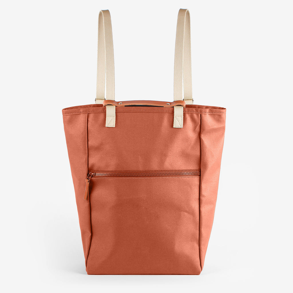 Tote Backpack · Russet