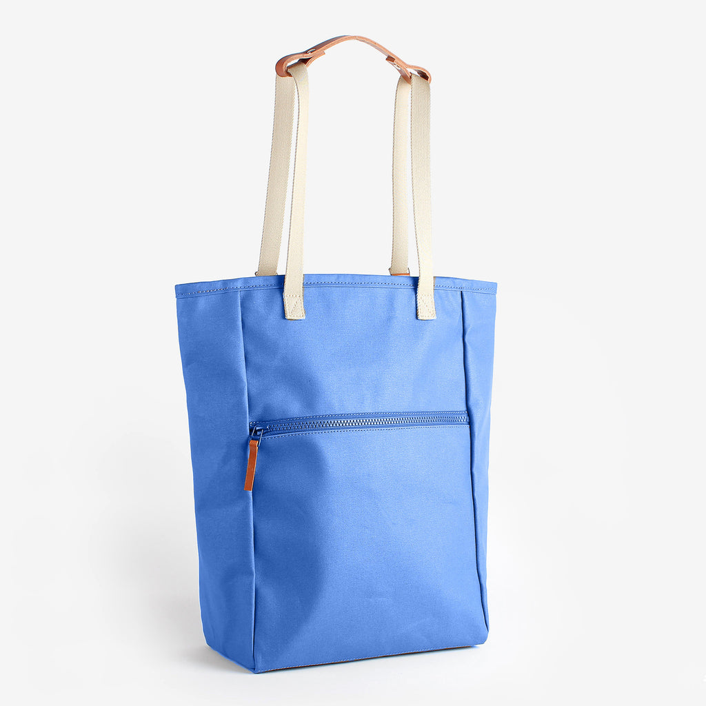 Tote Backpack · Blue
