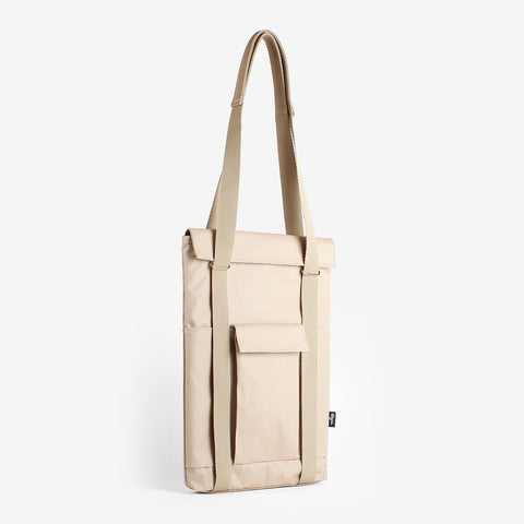 Laptop Bag · Beige