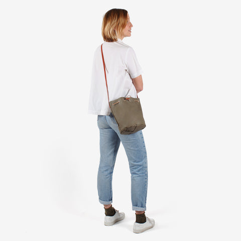 Bucket Bag · Khaki