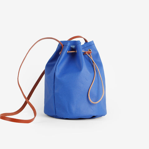 Bucket Bag · Blue