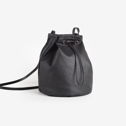 Bucket Bag · Black