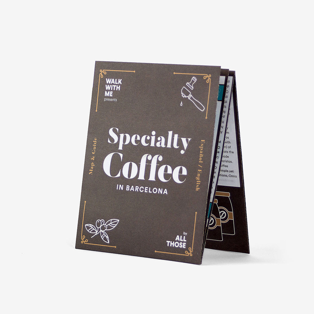 Specialty Coffee in Barcelona· Pocket Guide