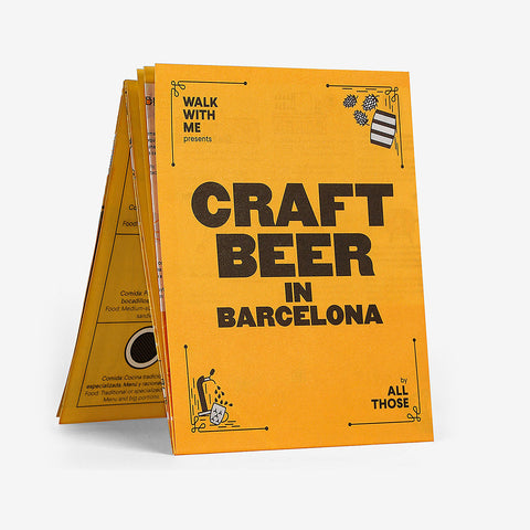 Craft Beer in Barcelona · Pocket Guide
