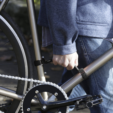 Bicycle Carrying Handle · Black