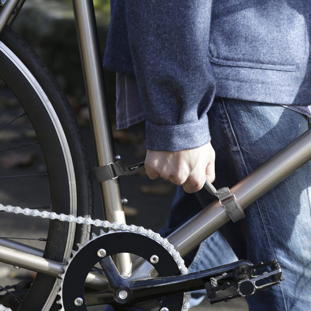 Bicycle Carrying Handle · Grey