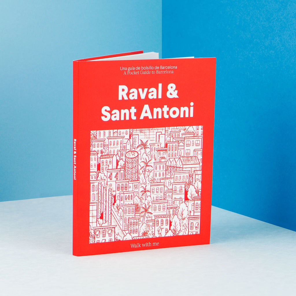 Raval & Sant Antoni· Pocket Guide