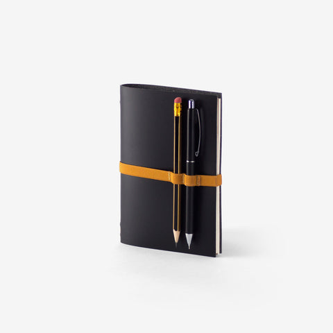 Notebook Cover · Black