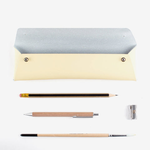 Pencil Pouch · Beige
