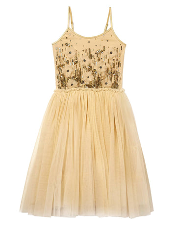 Tutu Du Monde Beverley Tutu Dress in Praline available for rent from The Borrowed Boutique.