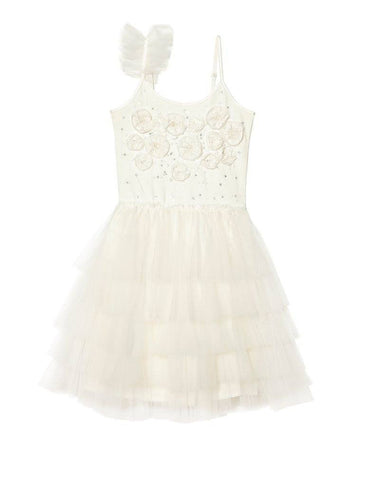 Tutu Du Monde Possibility Tutu Dress in Milk available for rent from The Borrowed Boutique.