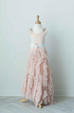 Dollcake Best Wishes Frock in Pink